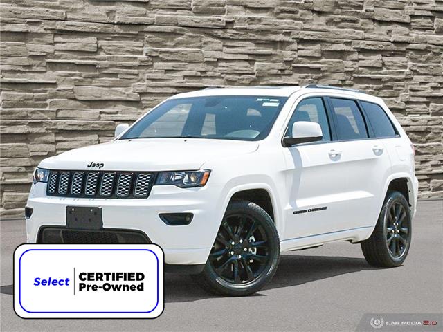 2021 Jeep Grand Cherokee Laredo (Stk: M2071A) in Welland - Image 1 of 27
