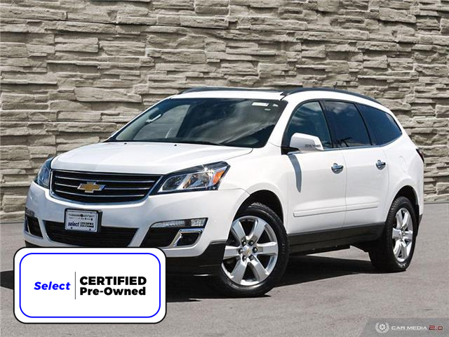 2017 Chevrolet Traverse 1LT (Stk: M2199A) in Welland - Image 1 of 27