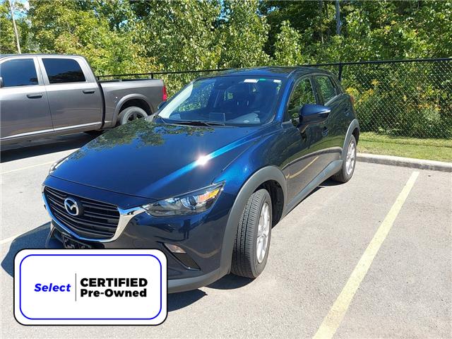 2019 Mazda CX-3 GS (Stk: M2228A) in Welland - Image 1 of 4
