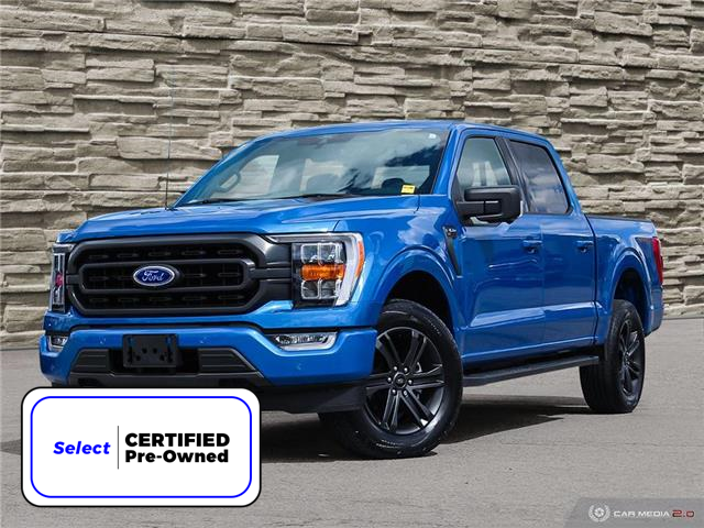 2021 Ford F-150  (Stk: T8844A) in Brantford - Image 1 of 27