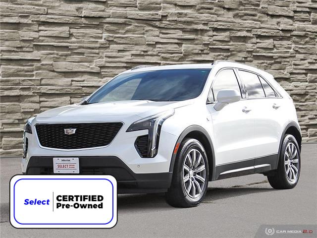 2019 Cadillac XT4 Sport (Stk: 16129A) in Hamilton - Image 1 of 28