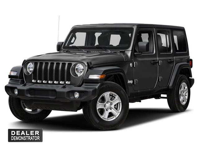 2021 Jeep Wrangler Unlimited Sport (Stk: M1098) in Hamilton - Image 1 of 9