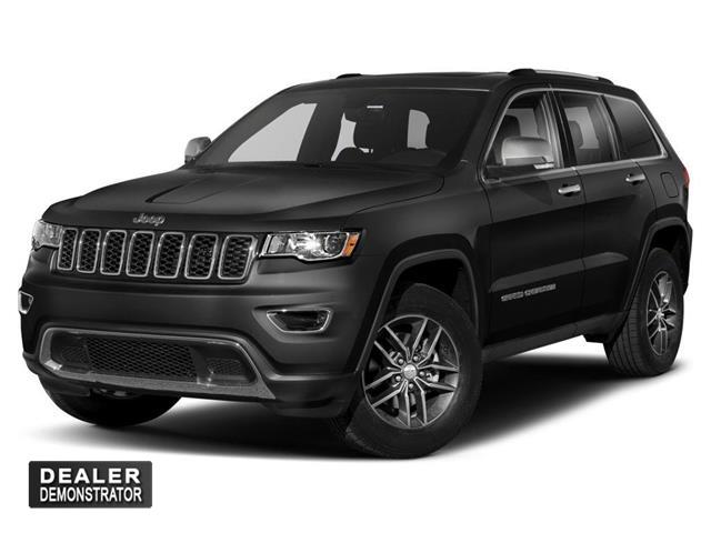 2021 Jeep Grand Cherokee Limited (Stk: J4316) in Brantford - Image 1 of 9
