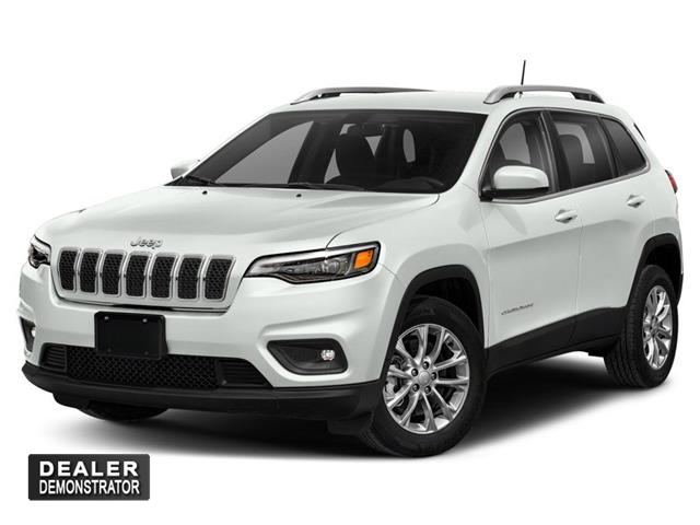 2021 Jeep Cherokee North (Stk: M2119) in Welland - Image 1 of 9