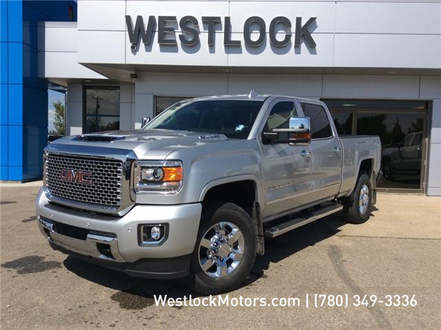 2017 GMC Sierra 3500HD Denali (Stk: 17T278) in Westlock - Image 1 of 26