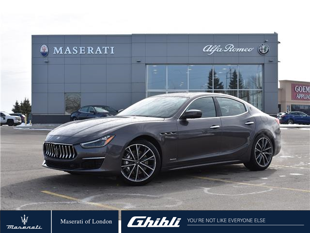2021 Maserati Ghibli  (Stk: M21018) in London - Image 1 of 30