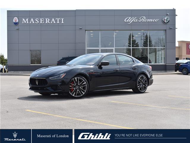 2021 Maserati Ghibli Trofeo (Stk: M21025) in London - Image 1 of 30