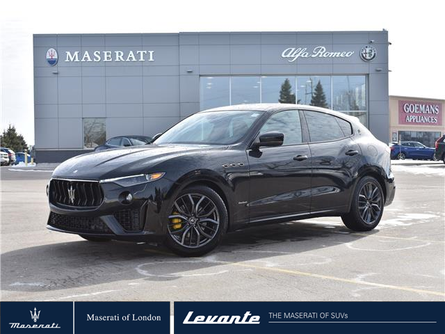2021 Maserati Levante  (Stk: M21015) in London - Image 1 of 30