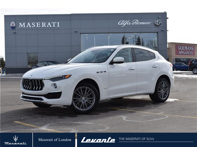 2021 Maserati Levante S GranLusso (Stk: M21013) in London - Image 1 of 30