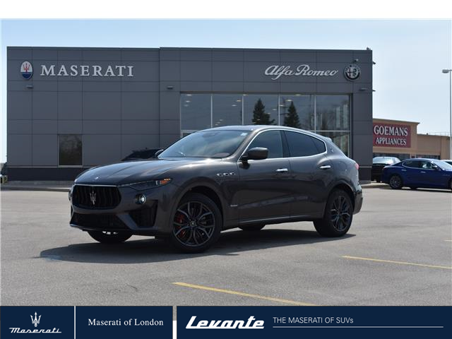2021 Maserati Levante  (Stk: M21031) in London - Image 1 of 27