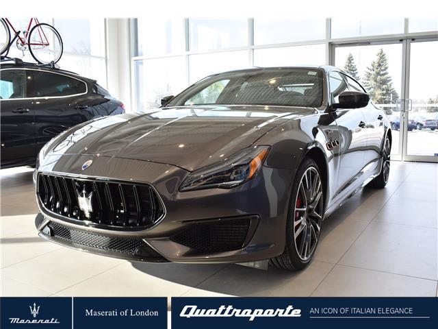 2021 Maserati Quattroporte Trofeo (Stk: M21017) in London - Image 1 of 26