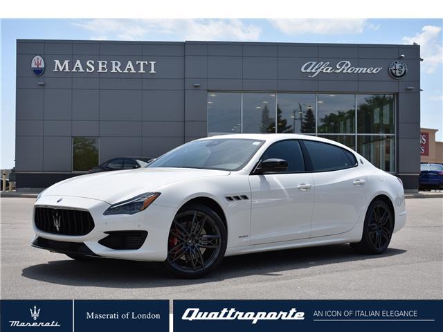 2021 Maserati Quattroporte  (Stk: M21051) in London - Image 1 of 30
