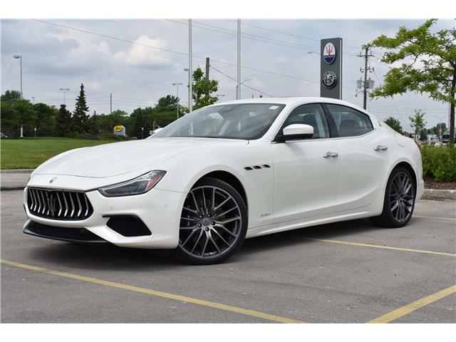 2019 Maserati Ghibli  (Stk: M19013D) in London - Image 1 of 27