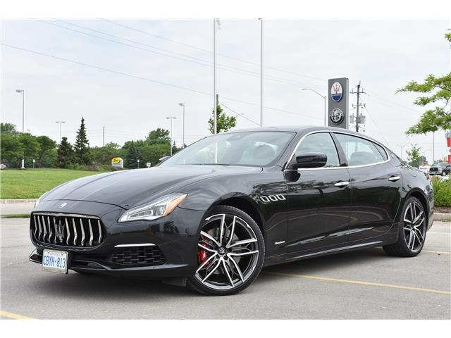 2019 Maserati Quattroporte  (Stk: M19012D) in London - Image 1 of 25