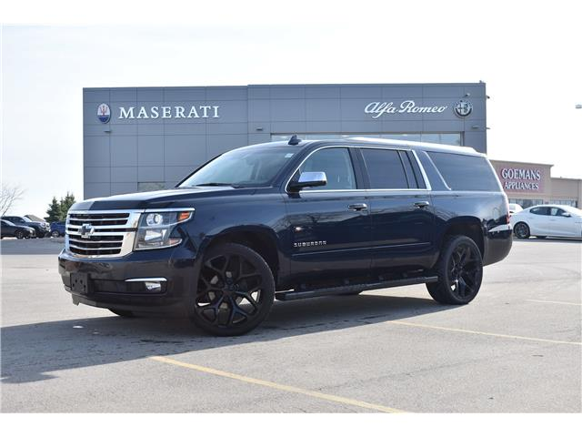2019 Chevrolet Suburban Premier (Stk: U054) in London - Image 1 of 26