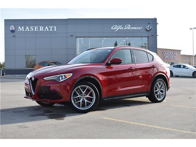 2018 Alfa Romeo Stelvio ti (Stk: 18118A) in London - Image 1 of 20
