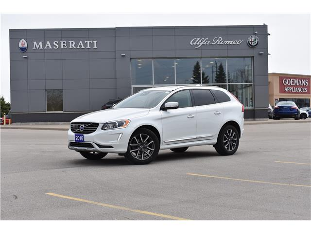 2016 Volvo XC60 T5 Special Edition Premier (Stk: 21002A) in London - Image 1 of 21