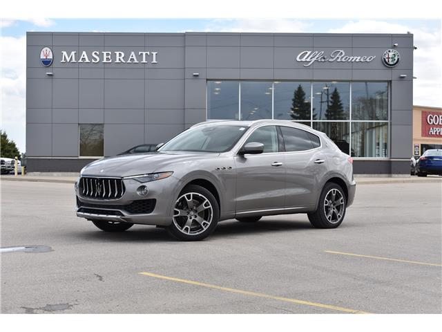 2017 Maserati Levante S (Stk: M21022A) in London - Image 1 of 30