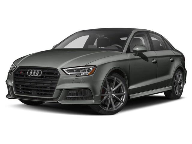 2018 Audi S3 2.0T Technik (Stk: MU081) in London - Image 1 of 9