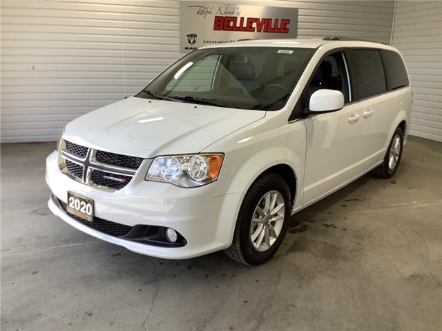 2020 Dodge Grand Caravan Premium Plus (Stk: 0229) in Belleville - Image 1 of 20