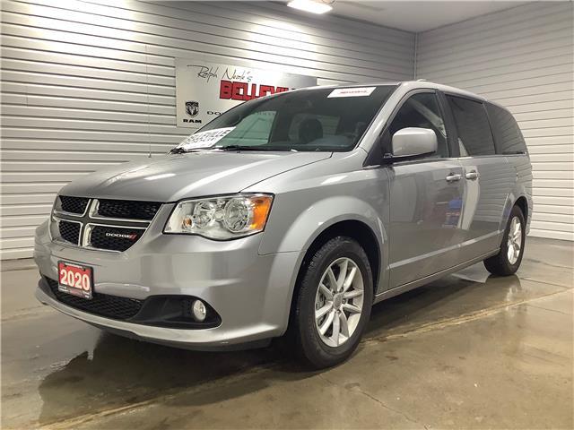 2020 Dodge Grand Caravan Premium Plus (Stk: 0281) in Belleville - Image 1 of 17