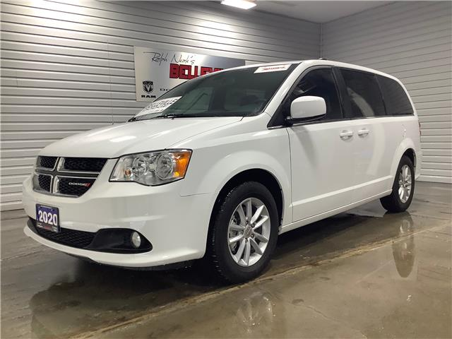 2020 Dodge Grand Caravan Premium Plus (Stk: 0155) in Belleville - Image 1 of 16