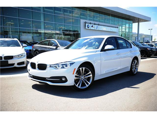2018 BMW 328d xDrive (Stk: 8898176) in Brampton - Image 1 of 12