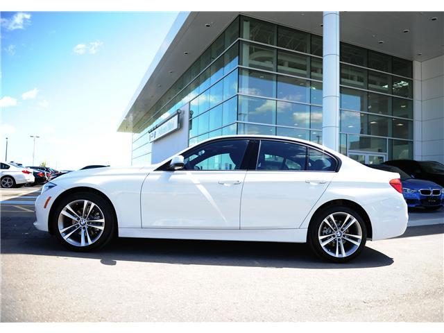 2018 BMW 328d xDrive (Stk: 8898176) in Brampton - Image 2 of 12