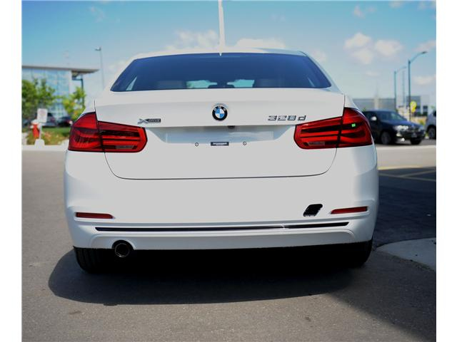 2018 BMW 328d xDrive (Stk: 8898176) in Brampton - Image 4 of 12