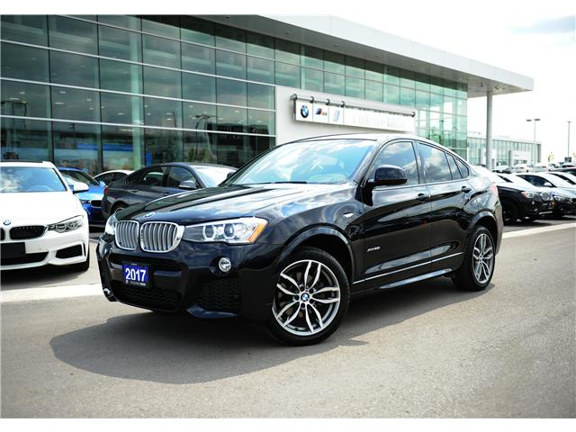 2017 BMW X4 xDrive28i (Stk: PT79737) in Brampton - Image 1 of 13