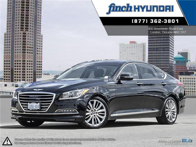 2017 genesis g80 5 0 ultimate at 48988 for sale in london finch rh seefinchfirst com