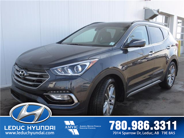2017 Hyundai Santa Fe Sport 2.0T Ultimate (Stk: 7SF1361) in Leduc - Image 2 of 28