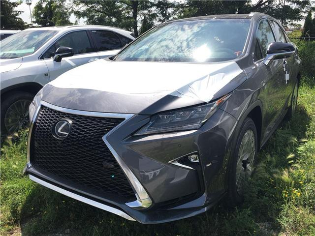 2017 Lexus RX 350 Base (Stk: 110318) in Brampton - Image 1 of 4