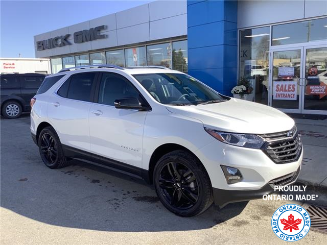 2021 Chevrolet Equinox LT (Stk: 21-283) in Listowel - Image 1 of 15