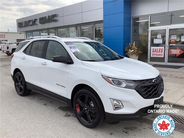 2021 Chevrolet Equinox Premier (Stk: 21-761) in Listowel - Image 1 of 16