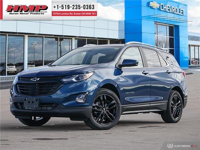 2021 Chevrolet Equinox LT (Stk: 88649) in Exeter - Image 1 of 27