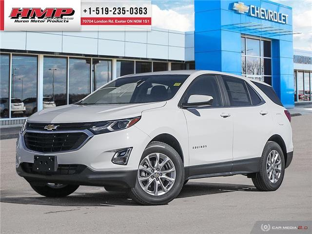 2021 Chevrolet Equinox LT (Stk: 88726) in Exeter - Image 1 of 27