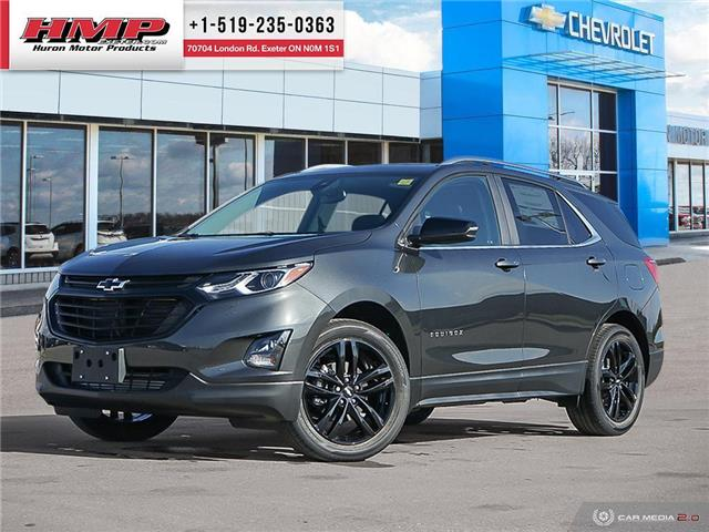 2021 Chevrolet Equinox LT (Stk: 88607) in Exeter - Image 1 of 27