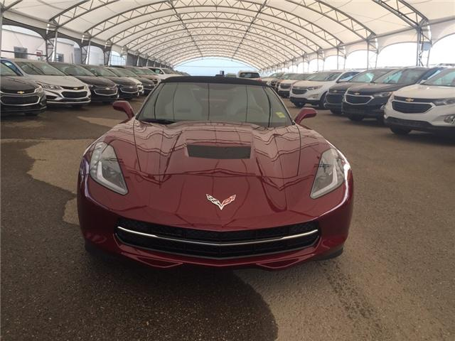 2018 Chevrolet Corvette Stingray (Stk: 156383) in AIRDRIE - Image 2 of 21