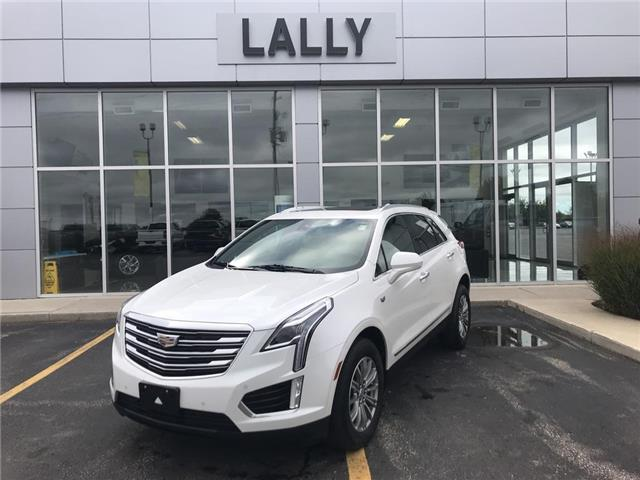 2018 Cadillac XT5 AWD| Sunroof| Back-up Cam| Lease Return (Stk: 00125R) in Tilbury - Image 1 of 25