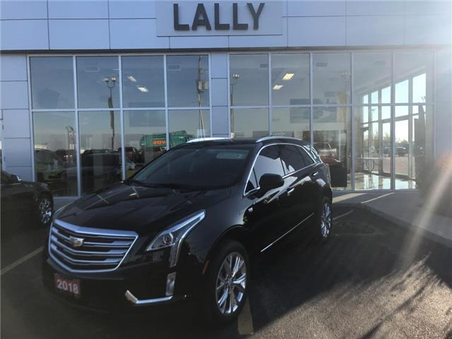 2018 Cadillac XT5 AWD | Sunroof | Back-up Cam | Lease Return (Stk: 00149R) in Tilbury - Image 1 of 26