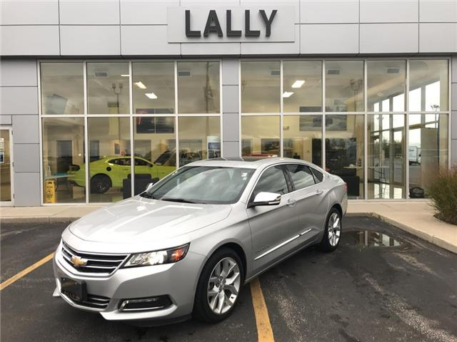 2019 Chevrolet Impala 2LZ | Roof | Heated Seats | Back-up Cam| Nav| Wifi (Stk: 00138R) in Tilbury - Image 1 of 28