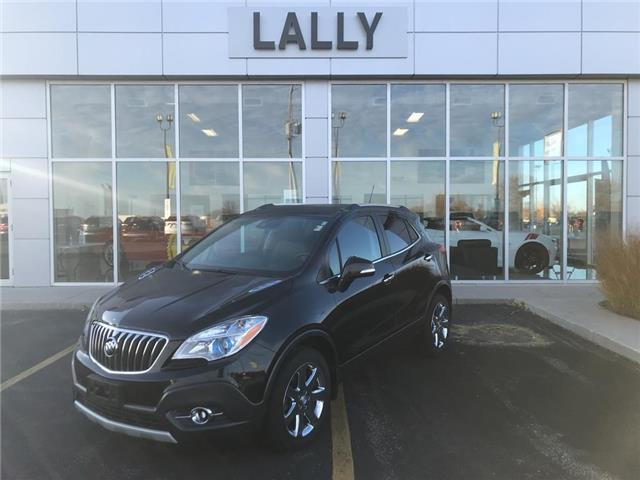 2016 Buick Encore Sunroof | Heated Seats | Rev Cam | BT (Stk: R00503) in Tilbury - Image 1 of 26