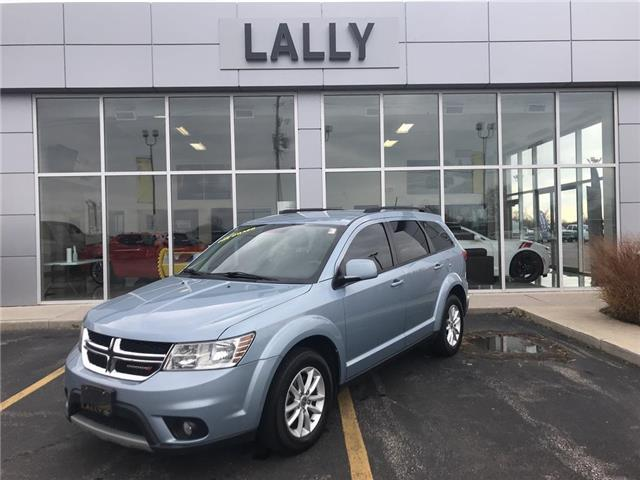 2013 Dodge Journey 5 pass| Rev Cam| Keyless| Rem Start (Stk: 00140LA) in Tilbury - Image 1 of 25