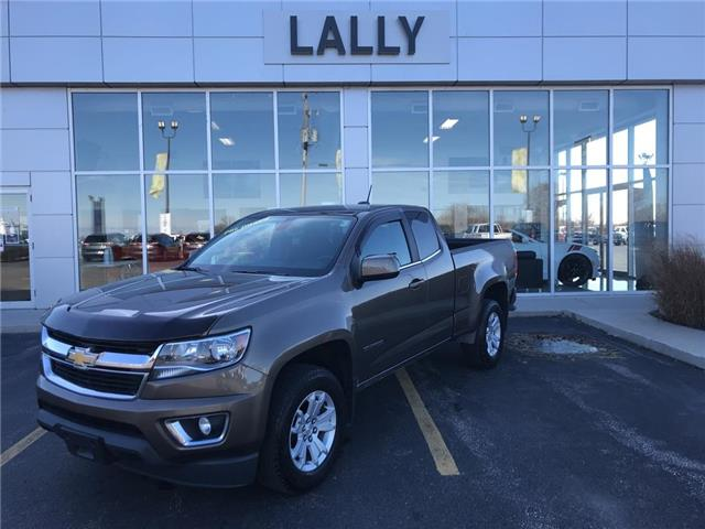 2016 Chevrolet Colorado Rem Start | Back-up Cam | Keyless Entry (Stk: 00131R) in Tilbury - Image 1 of 25