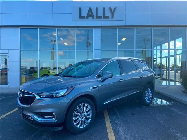 2019 Buick Enclave Moonroof| Nav| Leather| Heated| Back-up Cam (Stk: 00128R) in Tilbury - Image 1 of 27