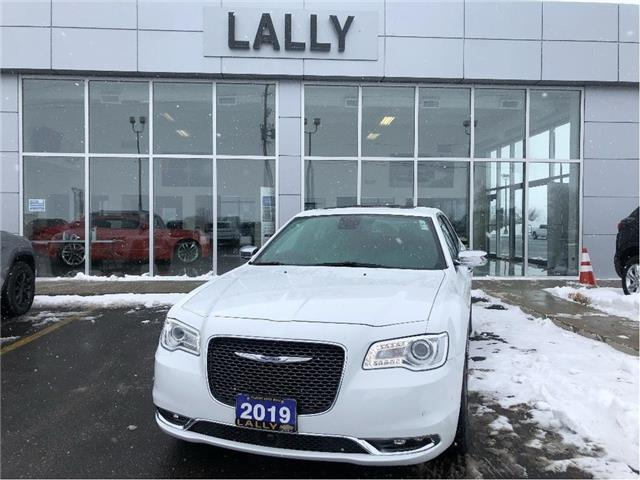 2019 Chrysler 300 Roof | Leather | Nav | Rev Cam | 1 owner (Stk: 00501A) in Tilbury - Image 1 of 25
