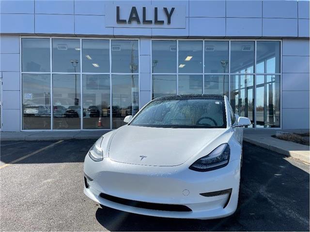 2020 Tesla Model 3 Stan. Range + | Prem Con | Sky Roof | Auto Pilot E (Stk: R00551) in Tilbury - Image 1 of 21