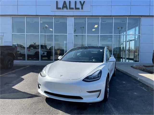 2020 Tesla Model 3 Standard Range Plus | Auto Pilot Equi | Sky Roof (Stk: R00554) in Tilbury - Image 1 of 19