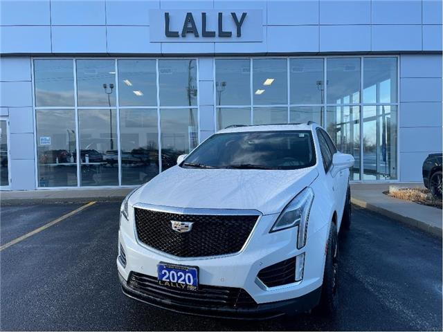 2020 Cadillac XT5 AWD Sport | Power Sunroof | Per. Susp. | Saf Pkg (Stk: R00561) in Tilbury - Image 1 of 26